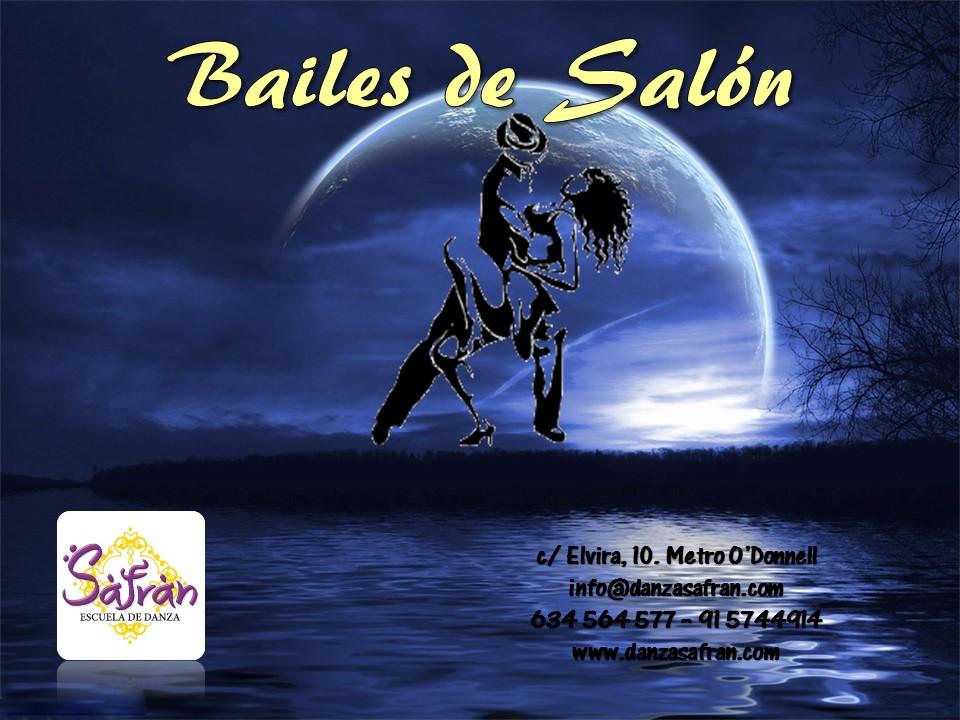 Danza safran for Academias de bailes de salon en madrid