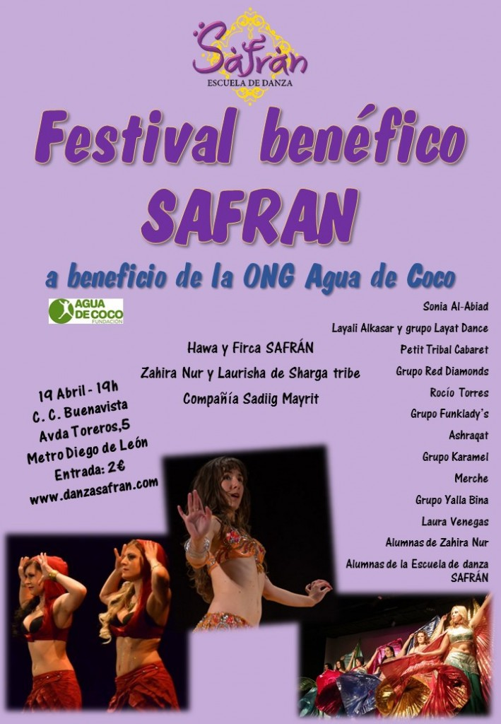 Festival benéfico SAFRAN_2