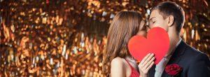 velada romántica san valentín ideas