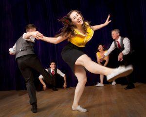 Clases de danza Swing en Madrid