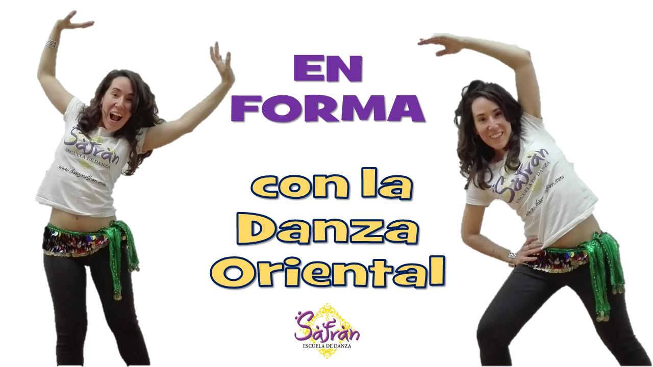 En forma con la Danza del Vientre: Serie on-line