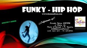 Funky - Hip hop
