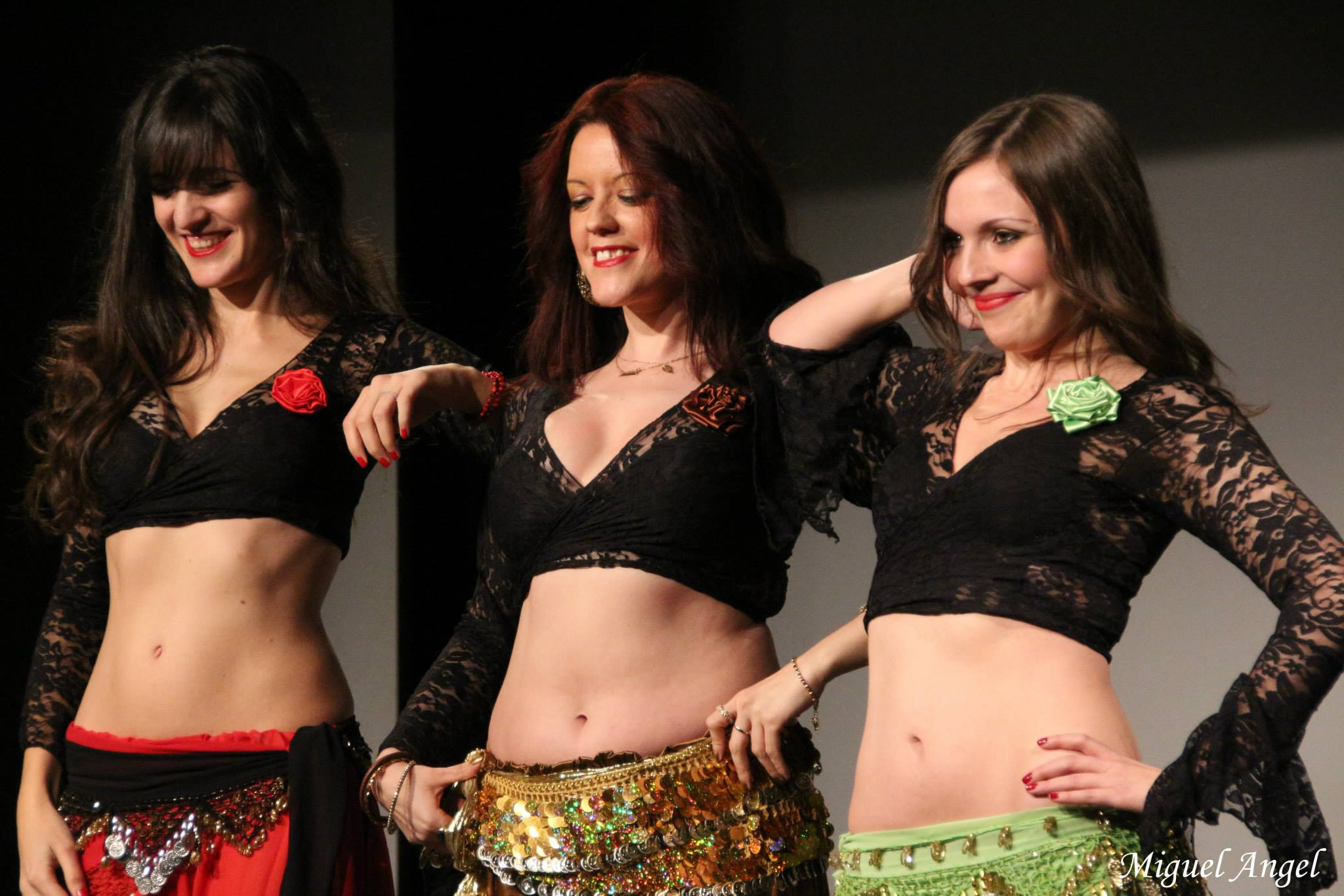 Beneficios terapéuticos de la danza oriental
