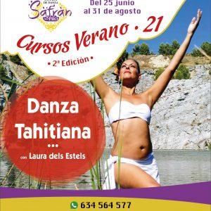 SafranPro 2021 danza online tahitiana