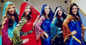 espectáculo danza madrid firca safrán melaya alejandría danza del vientre