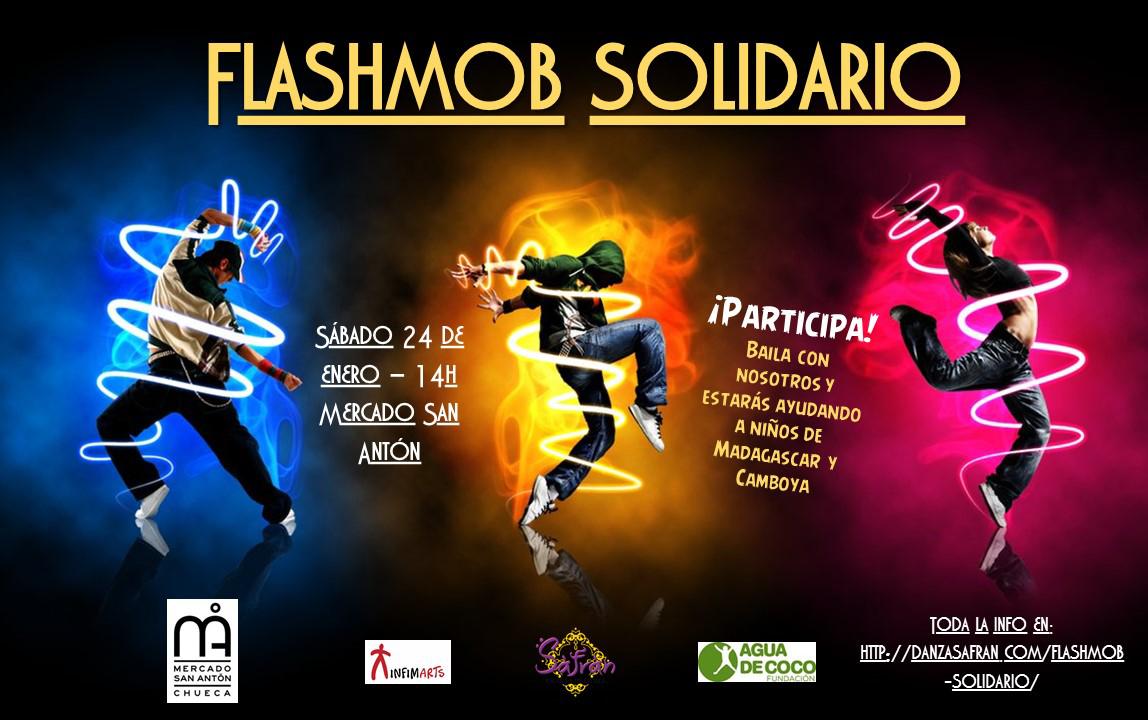 Flashmob solidario