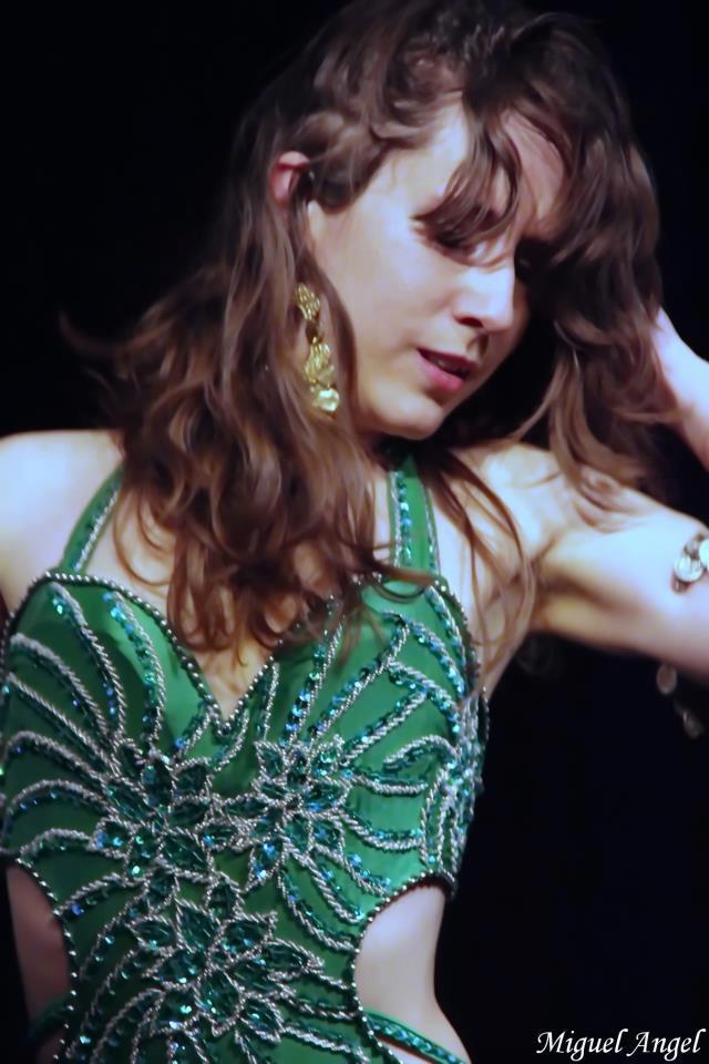 danza del vientre madrid
