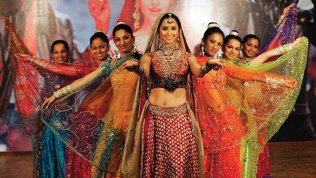 Las mejores canciones para bailar Bollywood