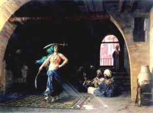 danza_del_vientre_Napoleón