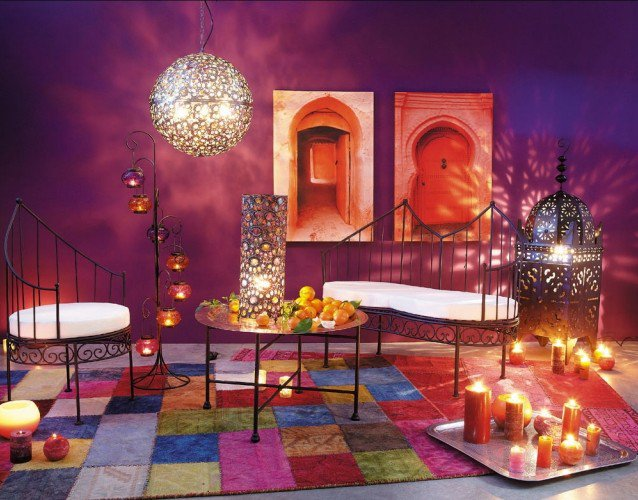 Cómo decorar mi casa al estilo árabe: Ideas para inspirarte