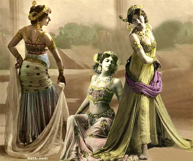 La historia de la Danza Oriental contada para todos
