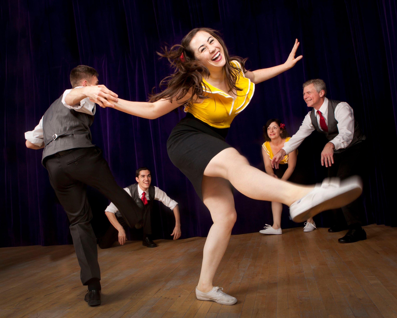 Las canciones para bailar Swing más divertidas