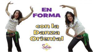 En forma con la danza del vientre fitness