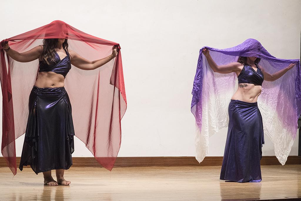 Coreografía Danza del Vientre para principiantes (iniciación)