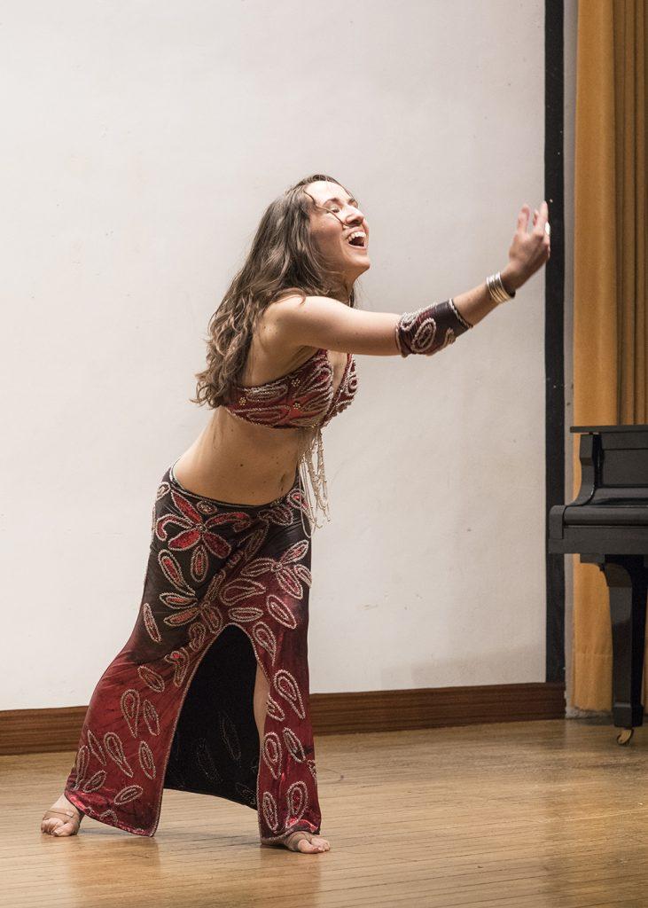 clases danza del vientre madrid 43