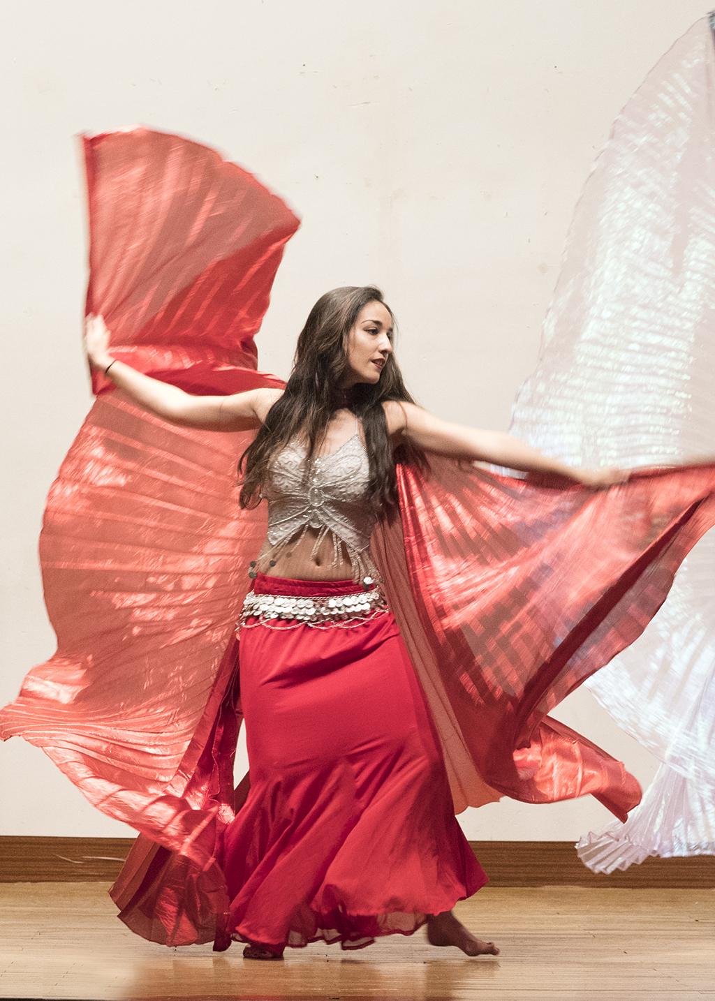clases danza del vientre madrid 6