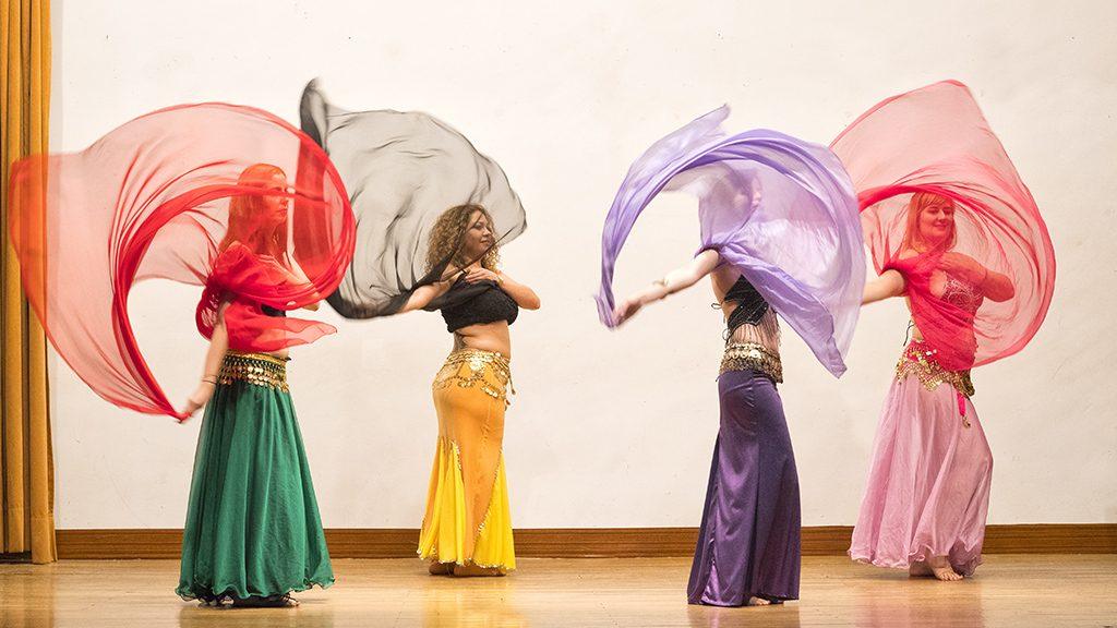 clases danza del vientre madrid 9