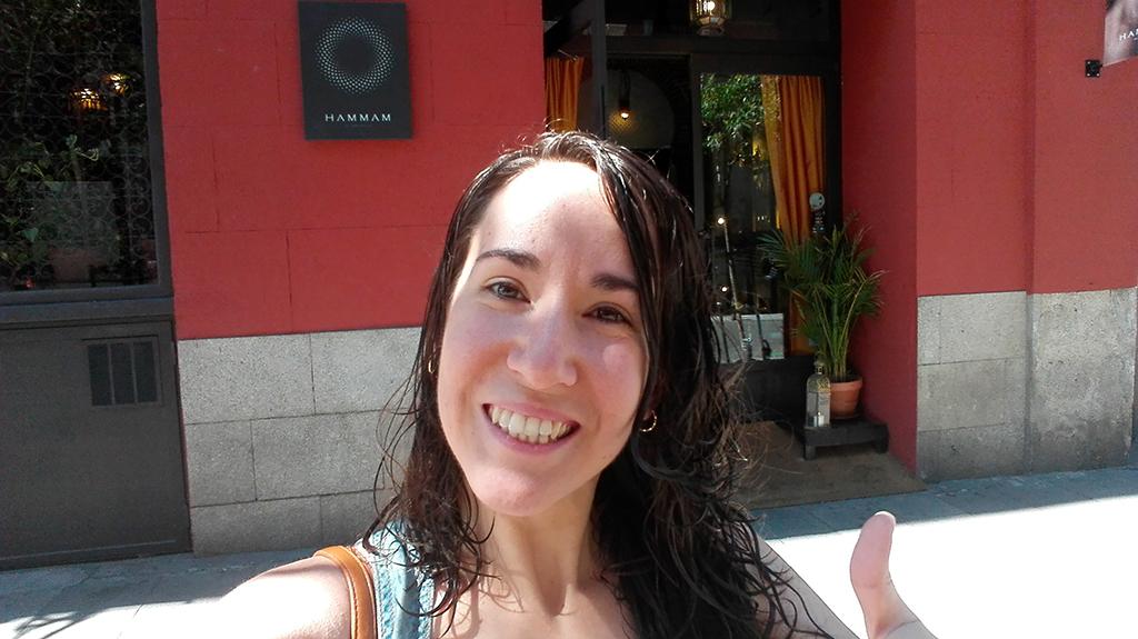 He estado en el Hammam Al Andalus de Madrid, ¡te cuento mis opiniones!