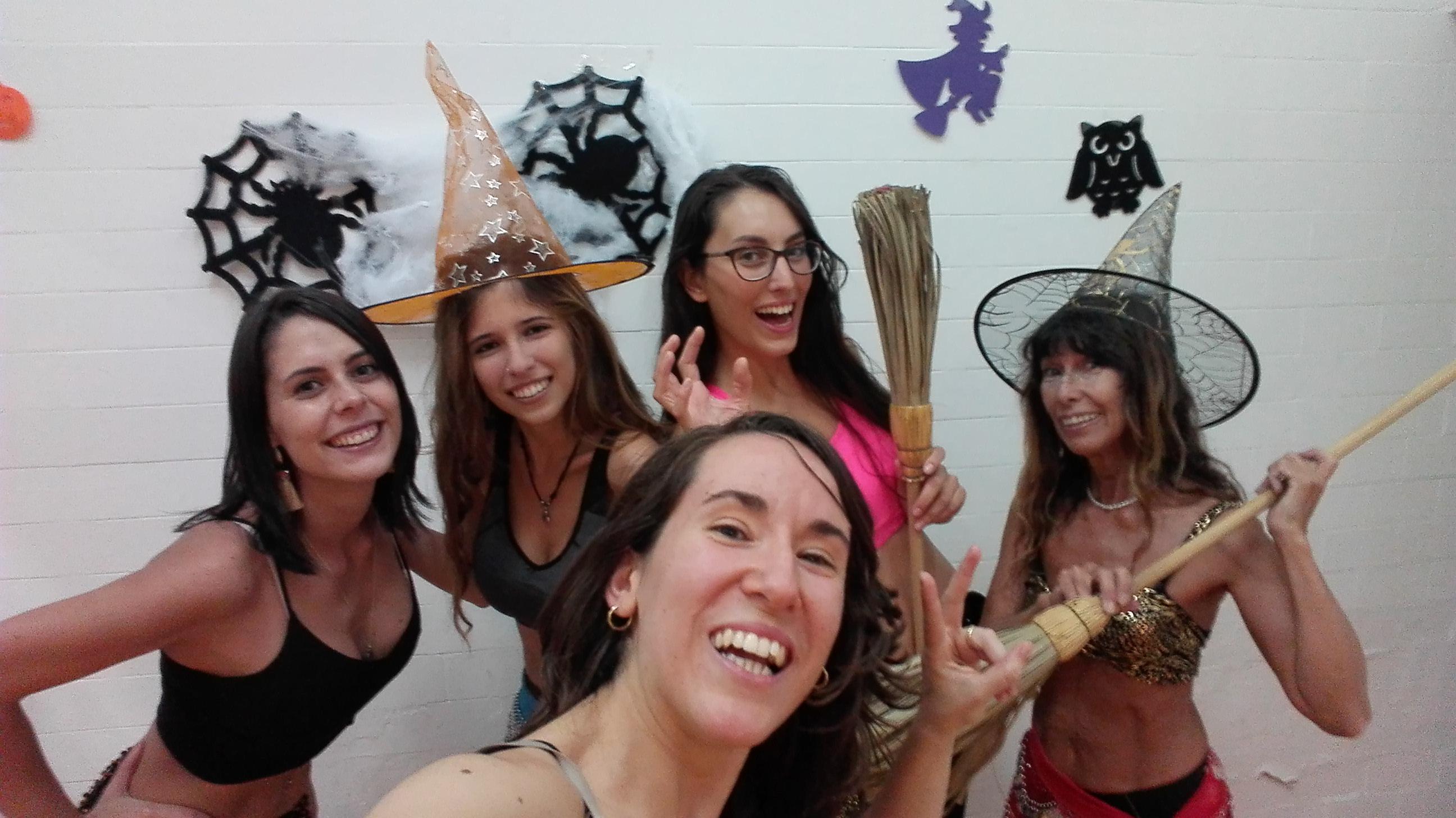 Coreografía Halloween de Danza del Vientre (Explicada)