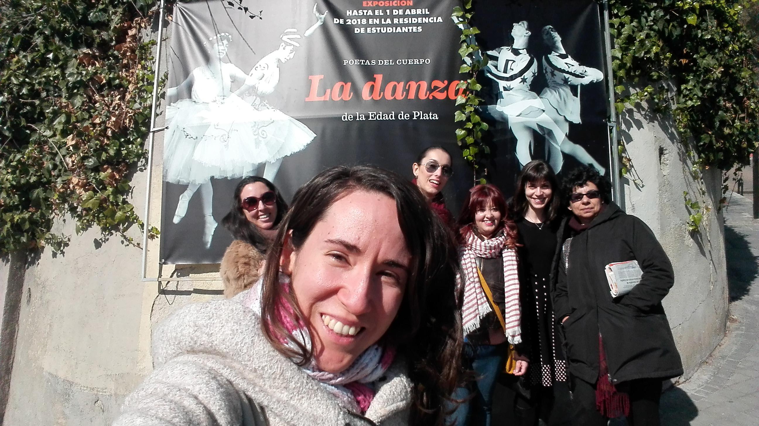 Quedada de Safraneras ¡y descubrimiento de Danza Oriental en Madrid!