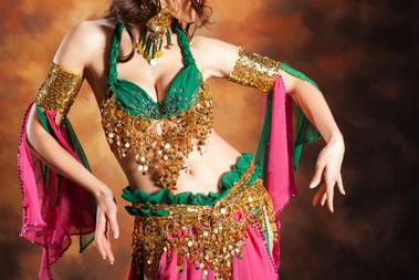 Cómo disociar en Danza del Vientre #1