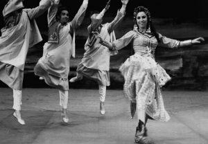 hagala danza