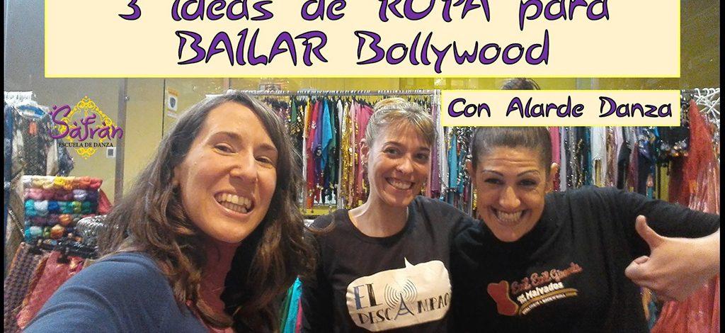3 ideas de ROPA para bailar Bollywood | Con Alarde Danza