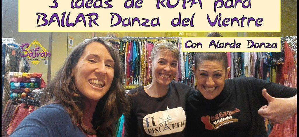 3 ideas de ROPA para bailar Danza del Vientre | Con Alarde Danza