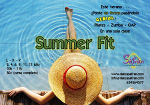 Fitness madrid intensivo verano en forma summer fit