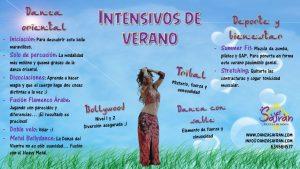 Intensivos danza verano madrid