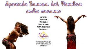 danza del vientre madrid talleres intensivos verano