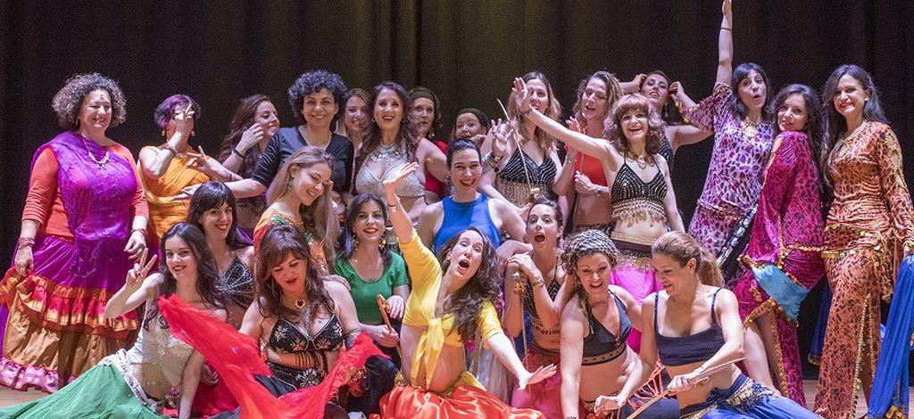 Festival danza Madrid Fin de curso Safrán 2018