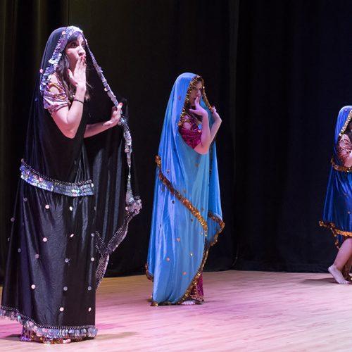 danza del vientre folklore árabe madrid 2