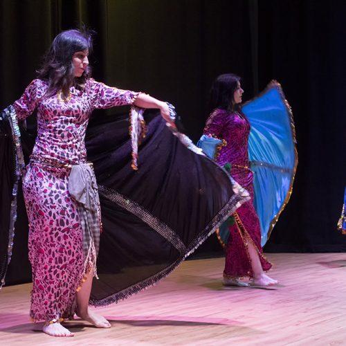 danza del vientre folklore árabe madrid 3