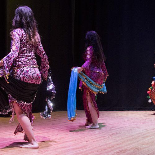 danza del vientre folklore árabe madrid 4