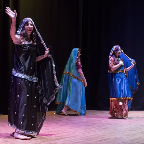 danza del vientre folklore árabe madrid