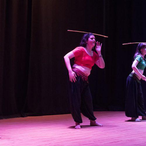 danza del vientre madrid baladi bastón 3