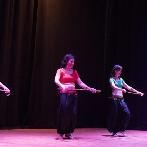 danza del vientre madrid baladi bastón 5