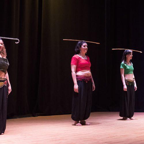 danza del vientre madrid baladi bastón