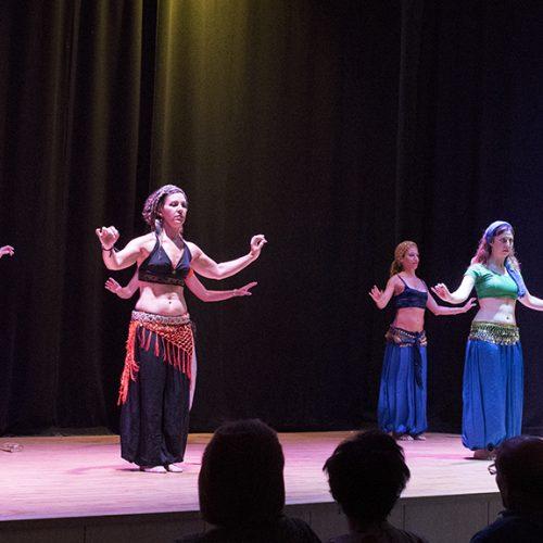 danza del vientre madrid clases 2