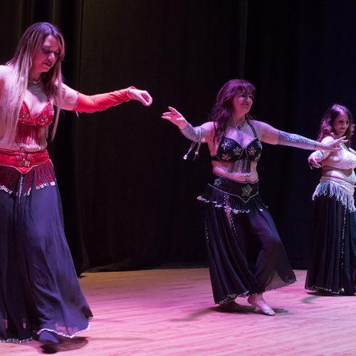 danza del vientre madrid iniciación principiantes 7