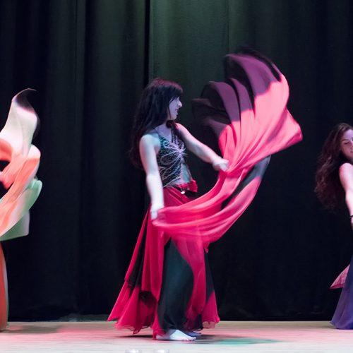danza del vientre madrid velo 3