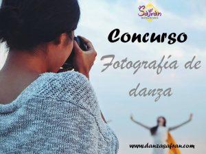 Concurso fotografía danza safrán madrid
