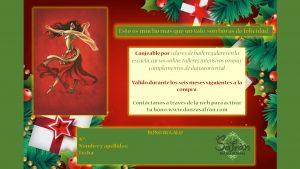 bono regalo navidad