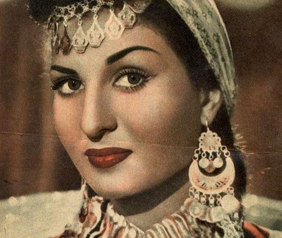 Bailarinas árabes #2: Naima Akef