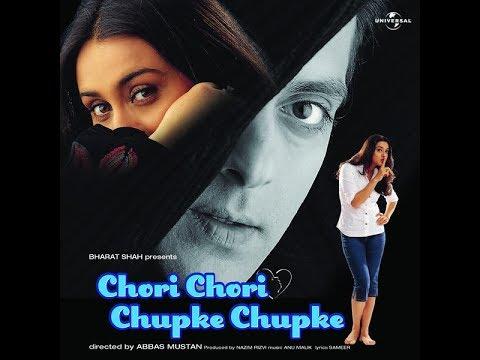 Película india Bollywood completa: Chori chori chupke chupke