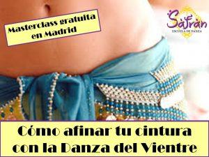 masterclass afinar tu cintura con danza del vientre stretching
