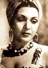 Bailarinas árabes #1: Badia Masabni