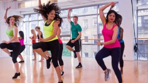 zumba fitness clases madrid