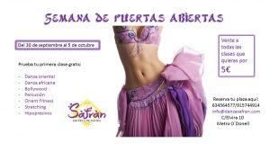 Danza Madrid Semana de Puertas Abiertas